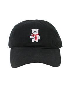 Coca-Cola Polar Bear Pixel Baseball Cap