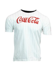 Coca-Cola Pin Stripe Men's Tee