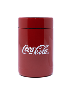 Coca-Cola Stainless Steel Can Cooler