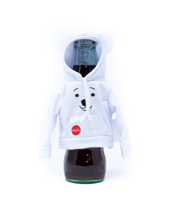 Coca-Cola Polar Bear Bottle Mini Hoodie