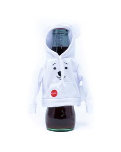 Coca-Cola Polar Bear Bottle Mini Hoodie