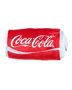 Coca-Cola Can Pillow