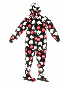 Coca-Cola Polar Bear Men's Onesie