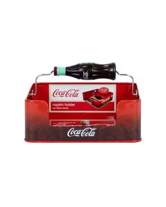 Coca-Cola Tin Napkin Holder