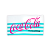 Coca-Cola Enjoy Script Beach Towel