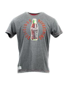 Coca-Cola Delicious & Refreshing Bottle Men's Tee