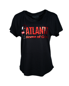 Coca-Cola Atlanta Women's Tee