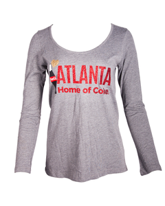 Coke Atlanta Women's LS Tee
