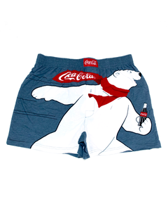 Coca-Cola Polar Bear Cold Chillin' Boxer Shorts