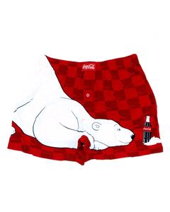 Coca-Cola Polar Bear Always Cool Boxer Shorts