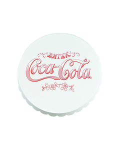 Coca-Cola Change Receiver Dessert Stand