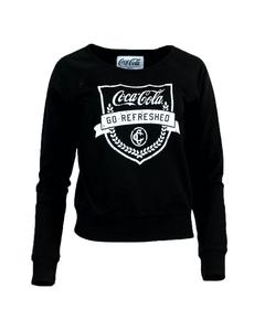 Coca-Cola Women's Go Refresh Crew Fleece