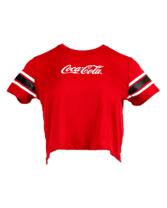 Coca-Cola Ice Cold Women's Crop Jersey
