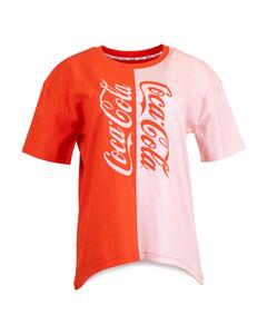 Coca-Cola Mirror Script Women's Tee