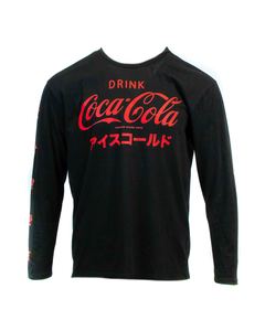 Coca-Cola Drink Foreign Language Men's Tee