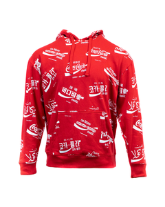 Coca-Cola Foreign Language Men's Hoodie