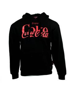 Coca-Cola Split Script Men's Hoodie