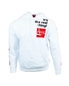 Coca-Cola Real Thing Men's Hoodie