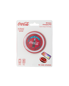 Coca-Cola Wireless Phone Charging Pad