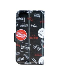 Coca-Cola Languages Folio iPhone 8 Case