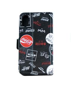 Coca-Cola Languages Folio iPhone X Case
