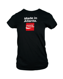 Coca-Cola Made In Atlanta Women's Tee