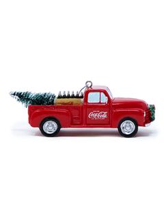 Coca-Cola Truck Ornament