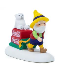 Coca-Cola Dept. 56 Special Delivery Figurine