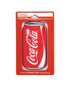 Coca-Cola Can iPhone XS Case