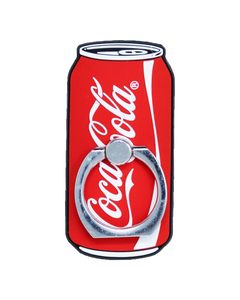 Coca-Cola Can Silicone Phone Ring Holder