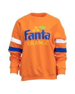 Fanta Women's Crew Neck Fleece