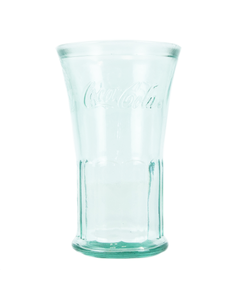 Coca-Cola Recycled Flare Drinking Glass 15oz