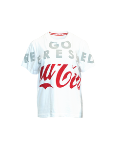 Coca-Cola Go Refresh Women's Split Tee