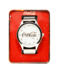 Coca-Cola Flex Band Watch