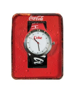 Coke Logo Sport Watch