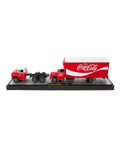 Coca-Cola 1970 Chevrolet Hauler Set