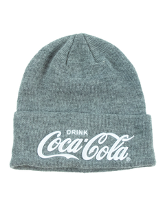 Coca-Cola Script Beanie