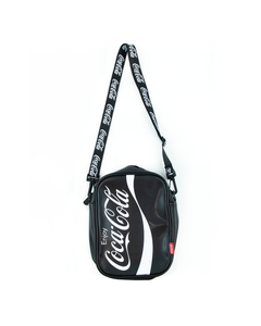 Coca-Cola Script Vertical Shoulder Bag