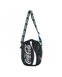 Coca-Cola Script Vertical Shoulder Bag
