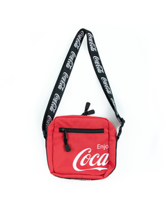 Coca-Cola Square Shoulder Bag