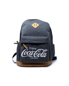 Coca-Cola Fleece Backpack