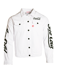 Coca-Cola X Staple Pigeon Men's Jean Jacket