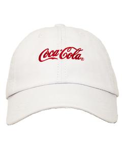 Coca-Cola X Staple Pigeon Script Dad Cap