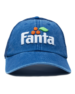 Fanta Mesh Back Baseball Cap
