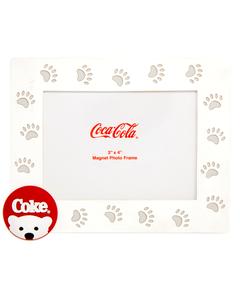 Coca-Cola Polar Bear Magnet Frame