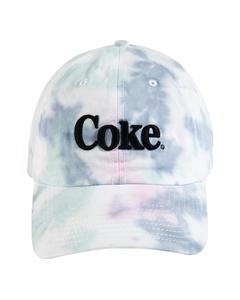 Coke Tie Dye Baeball Cap