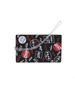 Coca-Cola Languages Luggage Tag