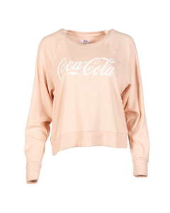 Coca-Cola Hacci Women's Loungewear Top