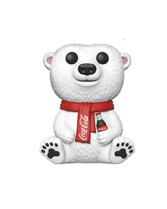 Coca-Cola Funko POP! Polar Bear 3.5""