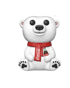Coca-Cola Funko Polar Bear 10""